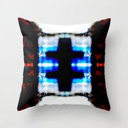 VACUUM Throw Pillow