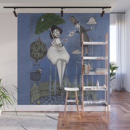 Alice So Tall Wall Mural