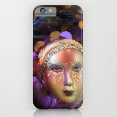 Venetian Mask Slim Case iPhone 6s