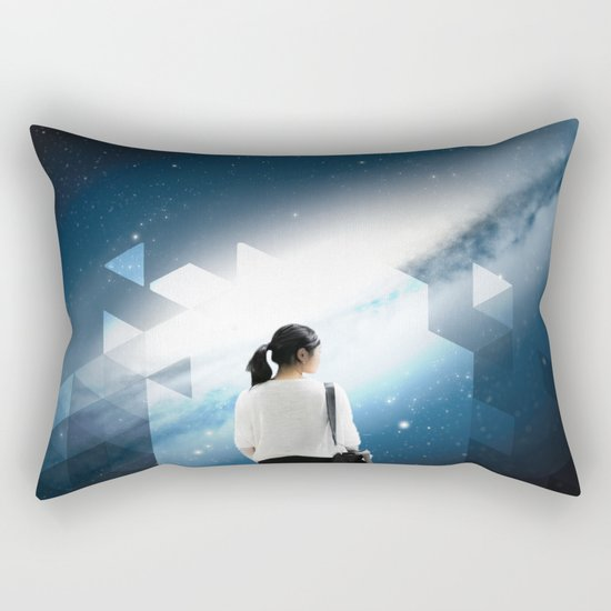 Voyage Rectangular Pillow