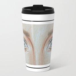 ocean eyes Travel Mug