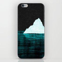 ICEBERG AHEAD! iPhone Skin