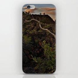 In the Lava Fields iPhone Skin