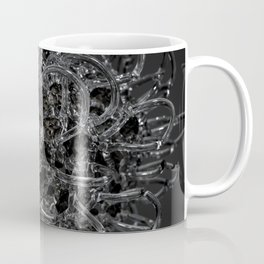 Divine Shield II, Detail Coffee Mug