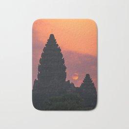 Cloudy sunrise at Angkor Wat Bath Mat