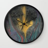 arrow Wall Clocks featuring Arrow by Geni