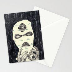 Mask 2 Stationery Cards