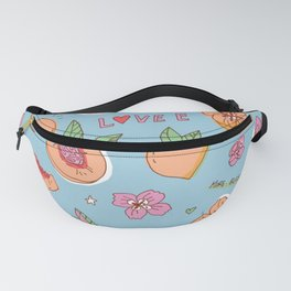 Just Peachy! Fanny Pack