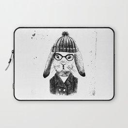 Hiphop Beanie Bunny Top Laptop Sleeve