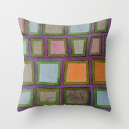 Orange, my dear! Throw Pillow