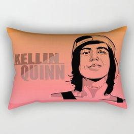 Kellin Quinn Rectangular Pillow