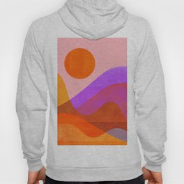 Abstraction_OCEAN_Beach_Wave_Minimalism_001 Hoody