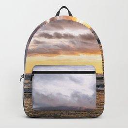 Kauai Hawaii Sunrise Printable Wall Art | Tropical Beach Nature Ocean Coastal Travel Photography Print Backpack
