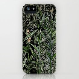 Corn Witch iPhone Case