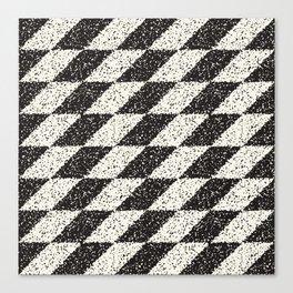 sand trapezoids Canvas Print