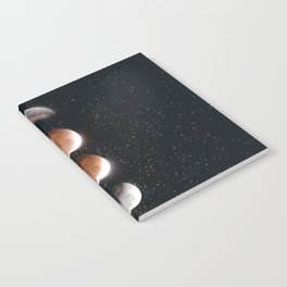 Phases of the Moon II Notebook