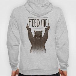 Feed Me Bear Hoody