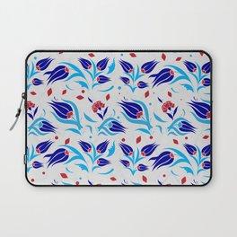 Turkish tulip pattern 7 Laptop Sleeve