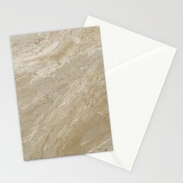 Milestone Taupe - Stone Texture Stationery Cards