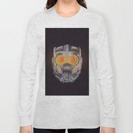 Star Lord Helmet Long Sleeve T-shirt