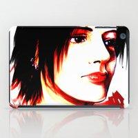 selfie iPad Cases featuring Selfie by Sabuchan