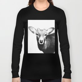 Kawaii deer Long Sleeve T-shirt