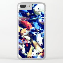 Shoaling Clear iPhone Case