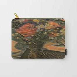 Country Satin Carry-All Pouch