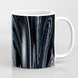 Inversion Mushroom With A Flip And Fluff Coffee Mug