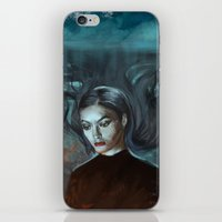 lorde iPhone & iPod Skins featuring LORDE MAGNETS by Brian Foott