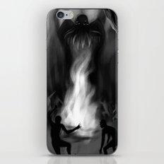 Cthulhu iPhone & iPod Skin