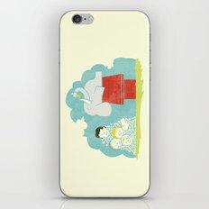 Elephants Love Peanuts iPhone & iPod Skin