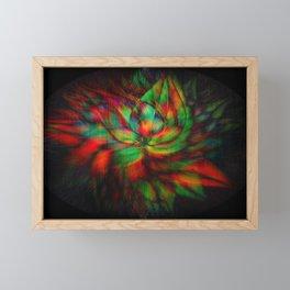 Retorta colorum Framed Mini Art Print