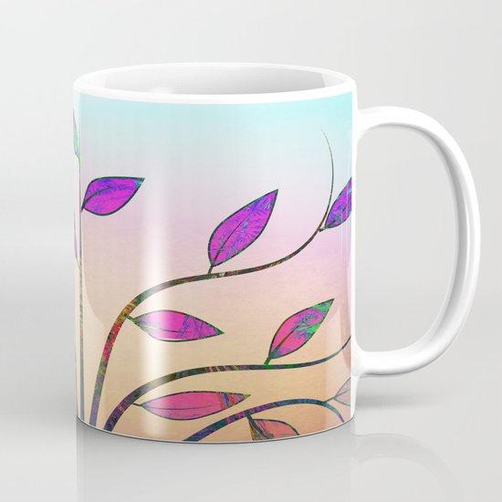 Ornamental Tree Mug