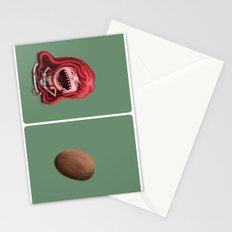 Strange believes 3 Stationery Cards