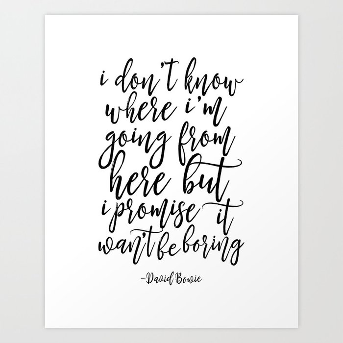 song lyrics,inspirational poster,typography quote,home decor,lyrics,quote  prints,wall art Art Print by aleksmorin