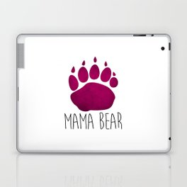 Mama Bear Laptop & iPad Skin