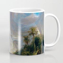 Frederic Edwin Church Rainy Season in the Tropics Coffee Mug