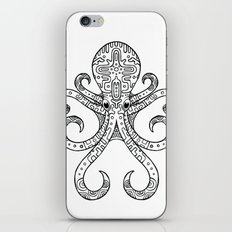Mandarin Dragonet Octopus iPhone & iPod Skin