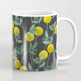 Billy Bob's and Eucalyptus with Charcoal Background Coffee Mug