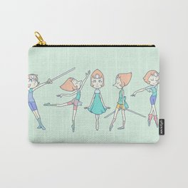 A String of Pearls Carry-All Pouch