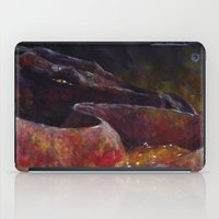 smaug iPad Cases featuring Smaug  by Chiara Martinelli Creations