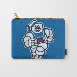 Marshmelin Man Carry-All Pouch