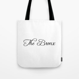The Bronx Tote Bag