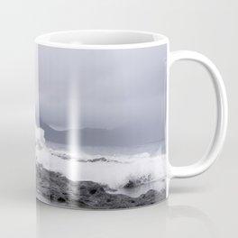 Faroe Islands rocky shores  Coffee Mug
