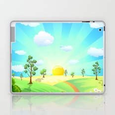 Egg Shine Laptop & iPad Skin