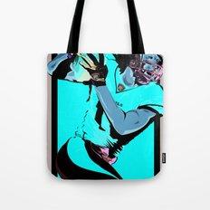 Catch & Run Tote Bag