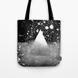 Triangle Composition IV Tote Bag
