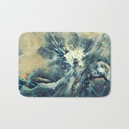 ALTERED Sharpest View of Orion Nebula Bath Mat