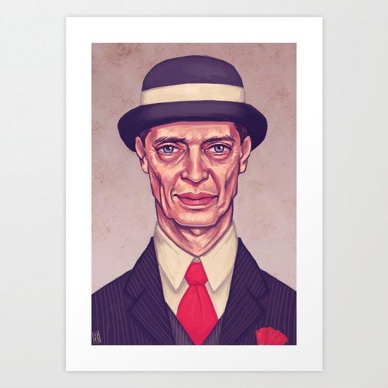 Nucky Thompson Art Print